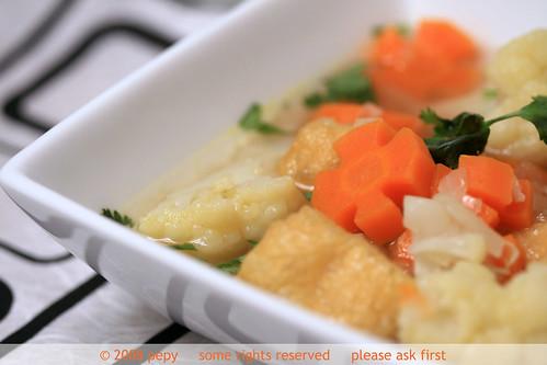 Sup Bunga Kol 3