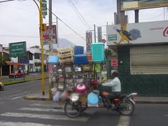 Arequipa moto vendeur