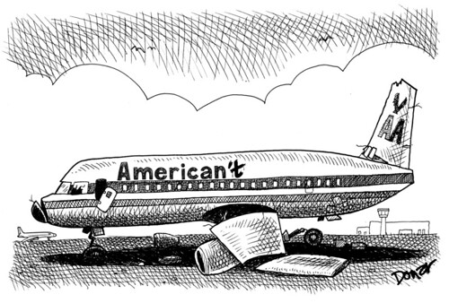 American Airlines Stock Down 18%: Analysts Predict Bankruptcy