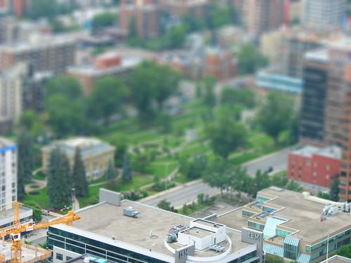 Cidade de Calgary, versão Toy City