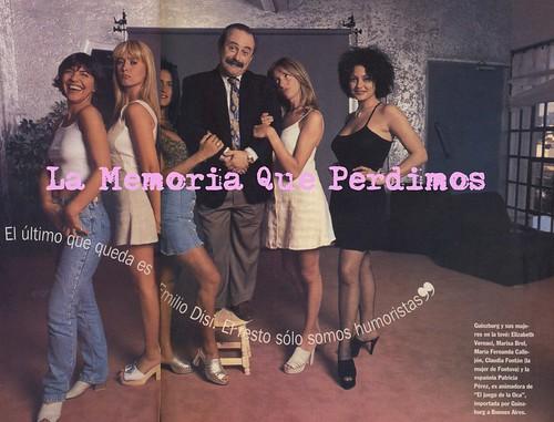 chicas ginzburg 1995
