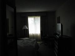 Room at Hilton