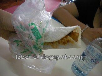 Baba wrap Yaozaguai