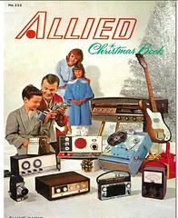 Allied Catalog (typographyshop) Tags: christmas vintage typography ephemera productphotography