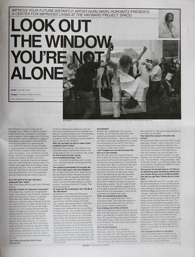 Useless Magazine Article on The Me & You Show at the Hayward Gallery