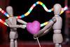 you can take my heart (aZ-Saudi) Tags: red love heart woody arabic saudi arabia ksa دمى وودي خشبيه diamondclassphotographer flickrdiamond arabin goldstaraward ِarabs