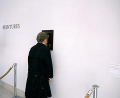322 (jan postma) Tags: paris mamiya me de kodak jan louvre 7 musée 6x7 fabre je vide portra160vc 65mm moimeme
