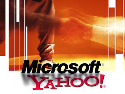 Yahoo et Microsoft