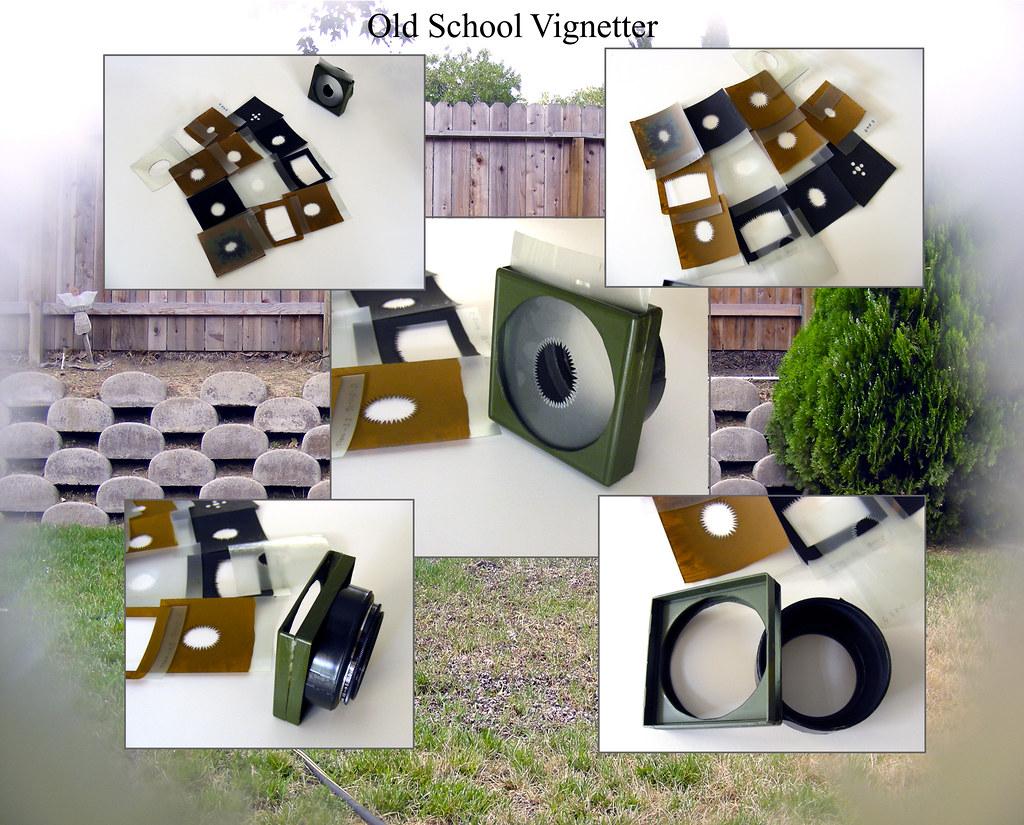 """Old School"" vignetter"