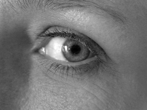 52 Weeks: Week 25: These eyes have seen 30 years of living.