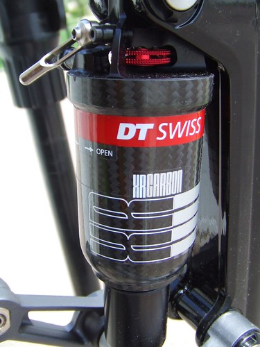 DT Swiss rear carbon shock