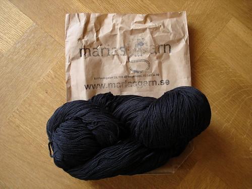 cotton from Marias garn