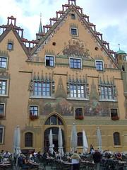 Ulm - Rathaus (Ruth Flickr) Tags: buildings germany historic ulm ulmerrathaus ruthflickr