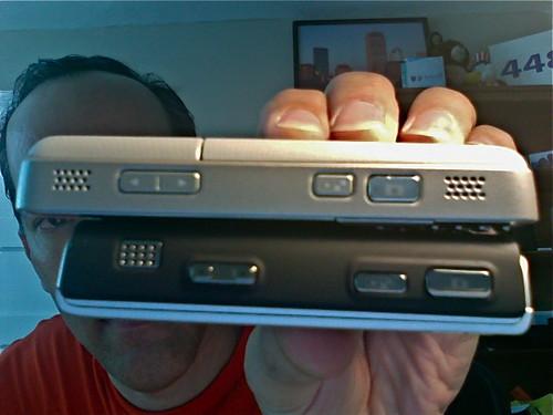 Nokia N82 vs. N95