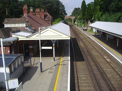 Oxshott platform
