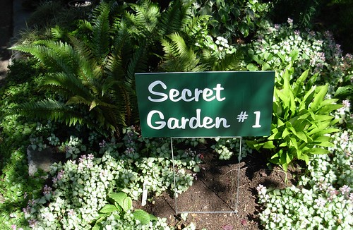 Secret Garden #1 - THat was us!