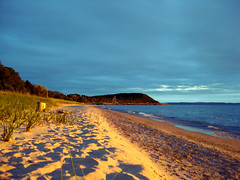 The Light (farlane) Tags: light sunset beach leland michigan lakemichigan leelanau