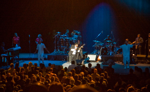 Al Green / Sony Centre - June 19