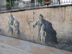 "Pilgrim Mural • <a style=""font-size:0.8em;"" href=""http://www.flickr.com/photos/48277923@N00/2623634824/"" target=""_blank"">View on Flickr</a>"