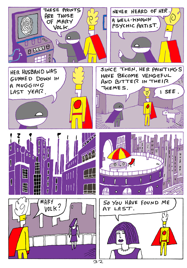 Super Sam and John of the Night