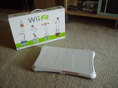 Wii Fit!