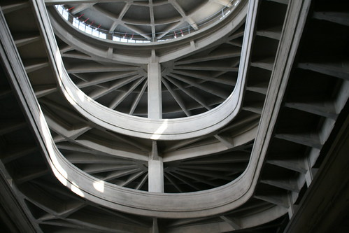Lingotto rooftop test track