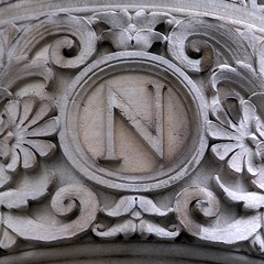 University Club Entryway Pilaster Letter N (New York, NY) (takomabibelot) Tags: newyorkcity newyork square geotagged pillar n letter fifthavenue oneletter serif nn mckimmeadandwhite universityclub nationalregisterofhistoricplaces stanfordwhite majuscule charlesfollenmckim colonette williamrutherfordmead west54thstreet geo:lon=7397555 geo:lat=40761203 80002726