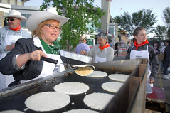 Elizabeth May - Chinook Stampede Breakfast