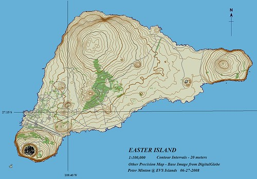 Easter Island Finally Finished Evs Islands