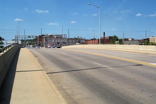 North Wabash River bridge