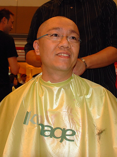 Hair For Hope 2008