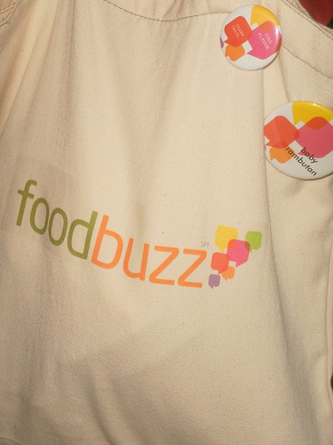 foodbuzz goody bag
