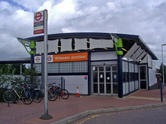 Picture of Willesden Junction Station