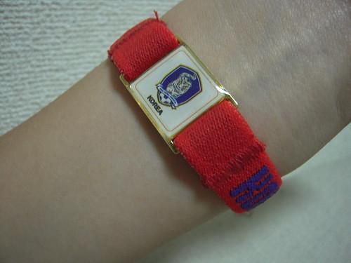 football soccer korea wrist cuff