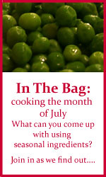 In the Bag Logo July 08
