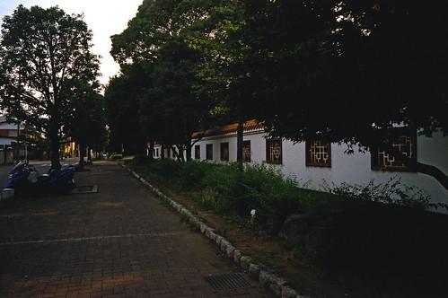 瀋陽の街並