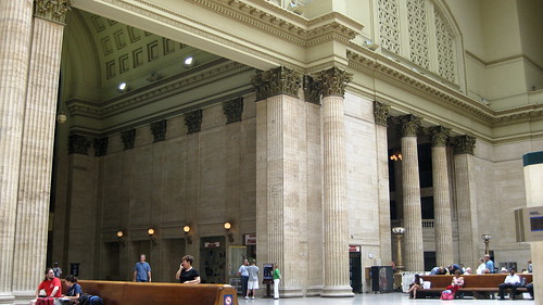 Chicago- Union Station Grand Hall