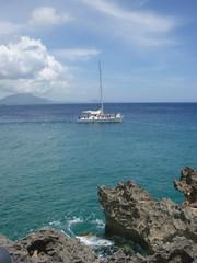 Sosua Sail (BrooklynFlyGuy) Tags: beach dominicanrepublic sosua