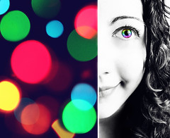colours in black. (*northern star°) Tags: blue red portrait white selfportrait black verde green eye me girl smile face yellow self canon mouth hair rouge lights is rainbow colours bokeh blu yo curls io bleu explore giallo curly ricci half autoritratto sorriso luci 1855 coloured rosso ich colori arcobaleno bianco ritratto nero occhio ik bocca viso je ragazza capelli mezzo northernstar riccia colorato explored donotsteal eos450d ©allrightsreserved northernstarandthewhiterabbit northernstar° tititu usewithoutpermissionisillegal northernstar°photography ifyouwannatakeitforpersonalusesnotcommercialusesjustask