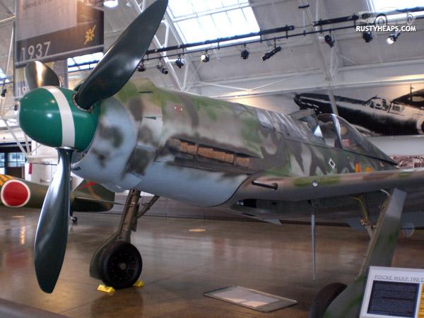 Focke-Wulf Fw 190D-13 Dora