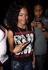 Teyana Taylor @ LLOYDS ALBUM RELEASE PARTY