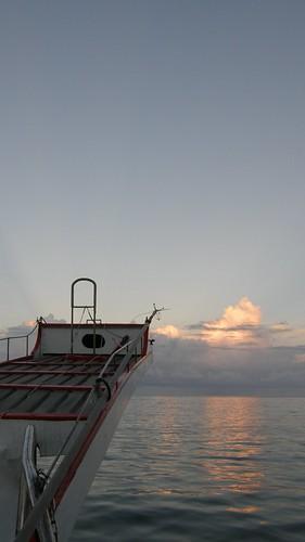 83.海鯨號的船首
