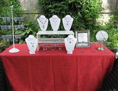 Gledhill Nursery, West Hartford, CT III (Destiny's Creations) Tags: show west nursery ct craft jewelry etsy hartford creations destinys gledhill destinyscreations