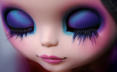 Kurlz's MakeUp (erregiro) Tags: colors girl eyes punk doll makeup lips carve blythe chacha blush custom eyeshadow fp ebl erregiro kurlz