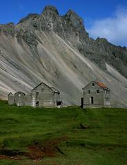 Anyone out there? (brimdís is lost in Iceland..) Tags: iceland horn í eyðibýli höfn hornafirði
