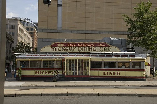 Mickey's Dining Car - St. Paul, MN
