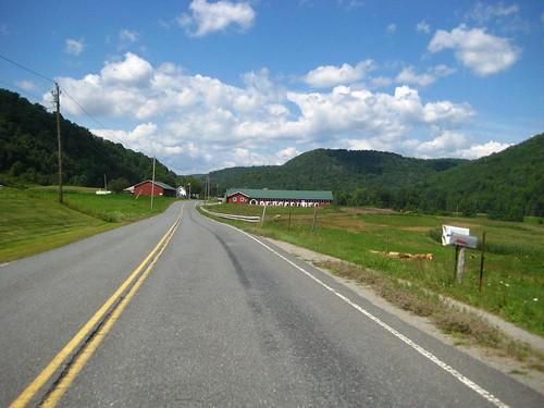 Back Roads Western MA