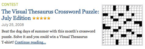 VTCrossword Puzzle by you.