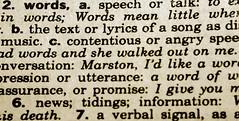 Larah Mcelroy的单词,Flickr
