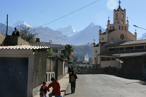 Church in Huaraz